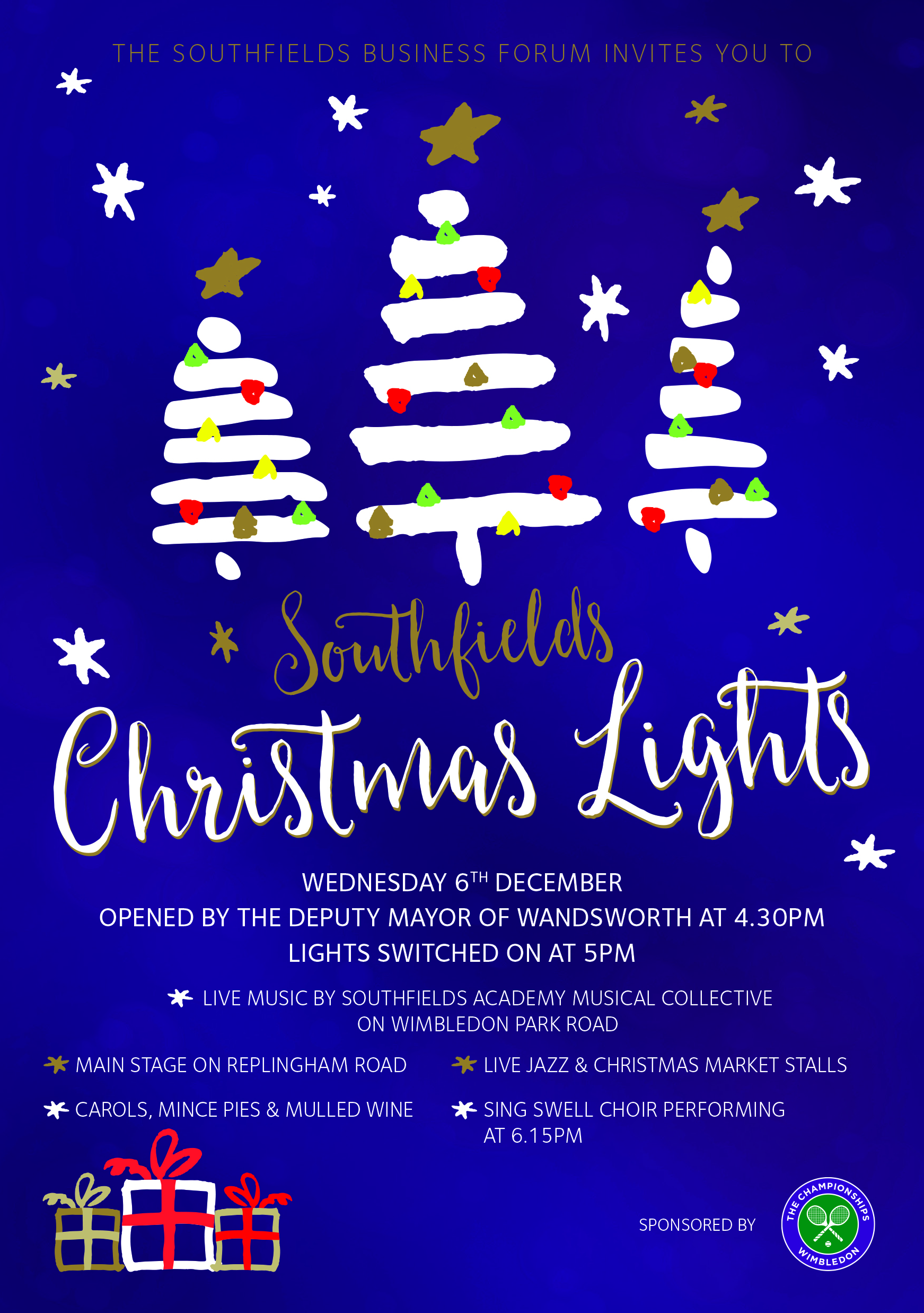Southfields Christmas Lights